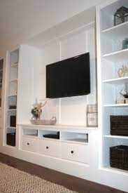 Built In Wall Shelves Best 20 Basement Built Ins Ideas On Pinterest Built In Shelves