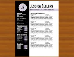 Resume Cv Cover Letter The Sellers Lavendar Black