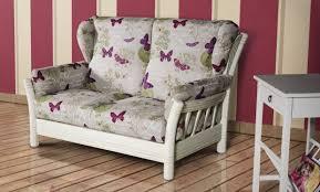 Scegliete subito il vostro divano e non. Divano Classico Iowa Nieri In Legno In Tessuto 3 Posti