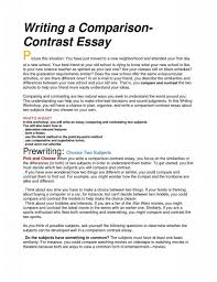 compare contrast essay examples high school essay paper examples  how to write process essay ielts academic writing service an about help writing essay paper examples