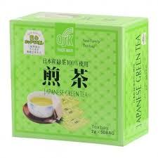 japanese green tea. Exellent Japanese OSK Japanese Green Tea Bags 2g X50s Throughout Z