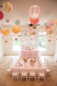 Create one stunning eye-catching display by hanging paper lantern hot air  balloons from the