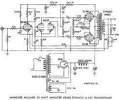 mullard el34 push pull tube amp schematic dynaco a420 mullard el34 push pull tube amp schematic dynaco a420