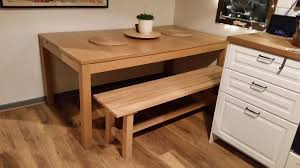 bjursta dining table top ikea extendable bjursta dining table and bench in london road