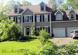 exterior paint colors for colonial style house. house · paint colors exterior for colonial style d