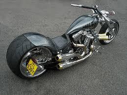 Harley Davidson Chopper  N