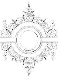 vintage frame design png. BIG IMAGE (PNG) Vintage Frame Design Png