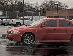 Gtboard volvo amazon vs ferrari 599 gtb f1 interior exterior race. Cool Ferrari At My School Volvo