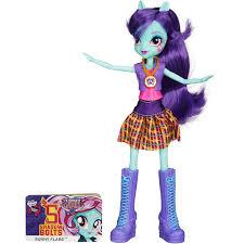 my little pony equestria s sunny flare friendship games doll walmart