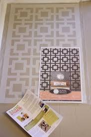 Painting Kitchen Floor Royal Design Studio Stencil Review And A Peek At My