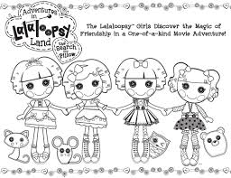 Free Printable Lalaloopsy Colouring Pagesllllll Duilawyerlosangeles