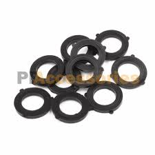details about 10 pcs garden hose heavy duty rubber washer 1 inch od o ring gasket flat lot