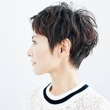 くせ毛を生かした髪型ショートならこのアレンジ方法で完璧です