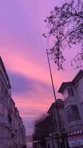Aesthetic Purple Sky Desktop (Page 1 ...