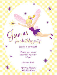 40th birthday ideas fairy princess birthday invitation templates invitation templates