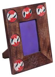 picture frames in bulk mango wood ceramic brown red whole photo frames bulk
