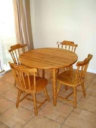 table charming round wood kitchen 12 oak sets small with chairs tables for dark wood