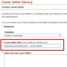 Cover Letter Library Create Cover Letter Adding A Cover Letter What