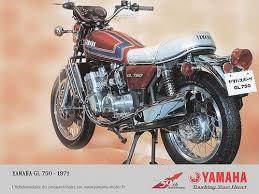 archive 1971 yamaha gl 750