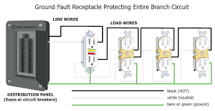 wiring an multiple outlet great installation of wiring diagram • circuit wiring multiple outlets wiring database library rh 12 arteciock de gfci wiring to multiple outlets