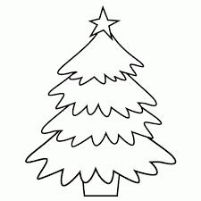 25 Printen Kerstboom Leeg Kleurplaat Mandala Kleurplaat Voor Kinderen