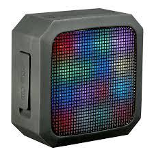 speakers bluetooth walmart. blackweb soundspark led light portable wireless speaker   walmart canada speakers bluetooth p