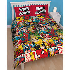 Marvel Comic Bedroom Official Marvel Comics Bedding And Bedroom Accessories Bags