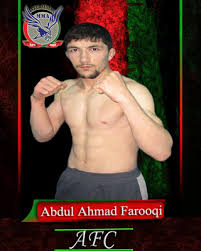 Abdul Ahmad Farooqi | MMA Fighter Page | Tapology
