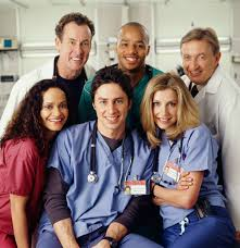 scrubs cast where are they now