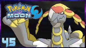 Pokemon Moon Part 45 TOTEM KOMMO-O ! Gameplay Walkthrough ( Pokemon Sun Moon  ) - YouTube
