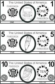 Play Money Coloring Pages Money Coloring Pages Money Coloring Pages