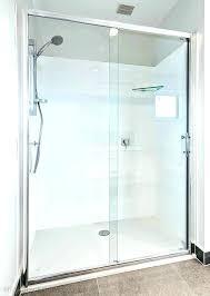 shower door guide shower door guides plastic guide sliding framed glass 2 panel seals shower door shower door