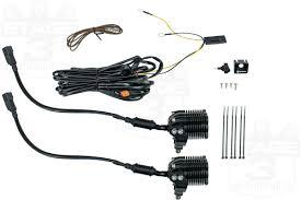 kc hilites flex off road led modular lighting system spot beam (pair KC LED Running Lights at Kc Hilites Led Wiring Harness
