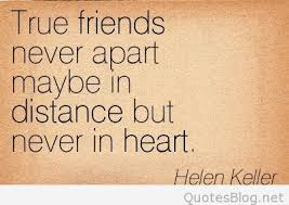 Quotes About Friendships And Distance Quotes about Friendship with distance 100 quotes 11