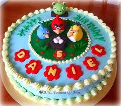 Best Angry Birds Birthday Cakes Ideas And Designs Cake Ideas