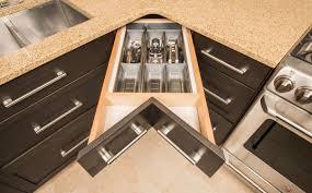 ... Wondrous Corner Drawer Cabinet 39 Corner Drawer Kitchen Cabinet  Dimensions Corner Kitchen Drawers: Full Size