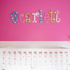 mix and match wall letters on wall art letters for nursery with nursery wall letters hanging letters rosenberry rooms
