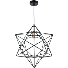 star pendant light australia small chrome art ceiling made moravian canada glass uk