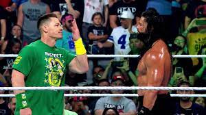 John Cena returns to confront Roman ...