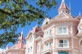 Hotel Castle Blue In The Footsteps Of A Disneyland Hotel Castle Club Cast Member