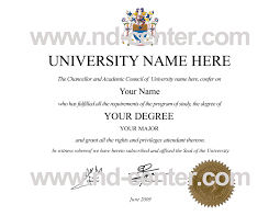 Collection Of Solutions Sample Diploma Certificate For Sample