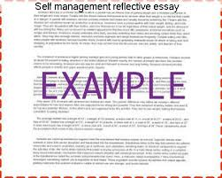 self management reflective essay essay service self management reflective essay if this is your first time to write a personal reflective