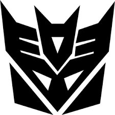 Decepticon Logo Vectors Free Download