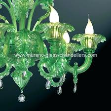 green glass chandelier lime chandeliers shades antique g