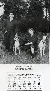 outstanding students 1952 whiteway corner gilbert mackoul marilyn layton paul parkerson