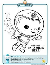 Small Picture Octonauts Printable Coloring Pages Mewarnai Party ideas