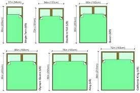 Queen Size Bed Vs King Uk California Width Cal Dimensions