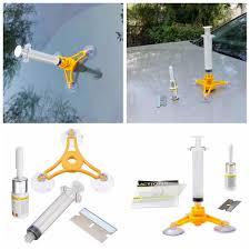 best windscreen windshield repair tools set diy instrument car wind glass repair kit for aaa205 under 4 35 dhgate com