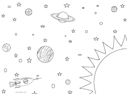 Solar System Coloring Pages Luxury Solar System Coloring Pages Nasa