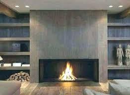 decoration contemporary tile fireplace surround ideas